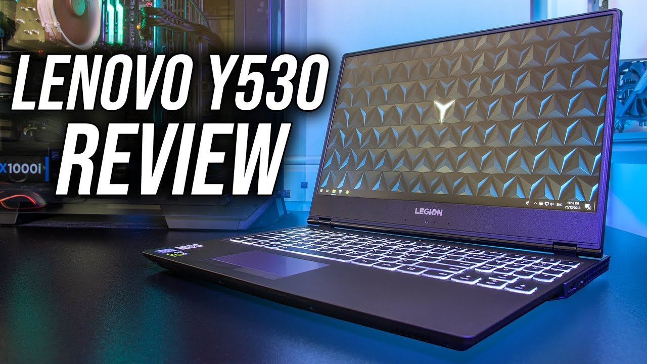 Lenovo Y530 Gaming Laptop Review