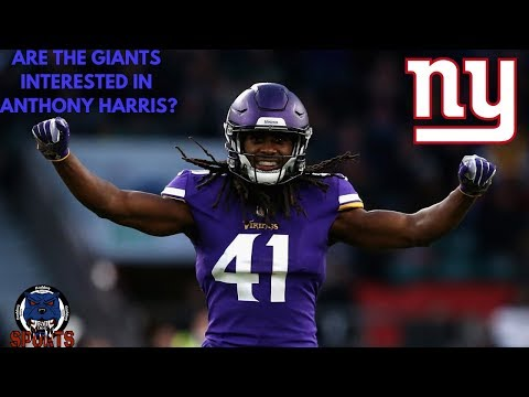 TRADE RUMOR | Could New York Giants Trade For Vikings Star Safety Anthony Harris?