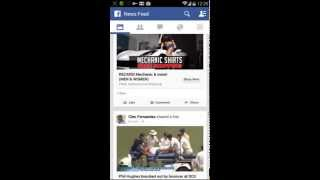how to download facebook videos on your android phone EASY WAY(UPDATED VIDEO : https://goo.gl/nFYsCM Yey ..its my first tutorial Easy way to download Facebook videos on your android phone .. :) 1.download ADM ..., 2014-11-25T09:15:55.000Z)