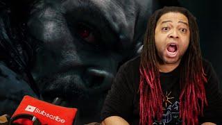 Morbius Trailer Reaction & Review