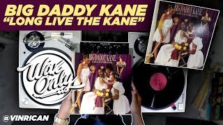 "Discover Samples Used On Big Daddy Kane's ""Long Live The Kane"""