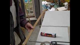 Plastering an Arch with Master Plasterer John Hopkins phase 1 and 2