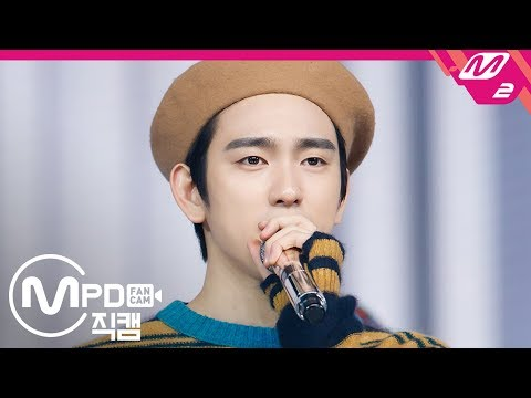 [MPD직캠] 갓세븐 진영 직캠 4K 'Thursday' (GOT7 JINYOUNG FanCam) | @MCOUNTDOWN_2019.11.7