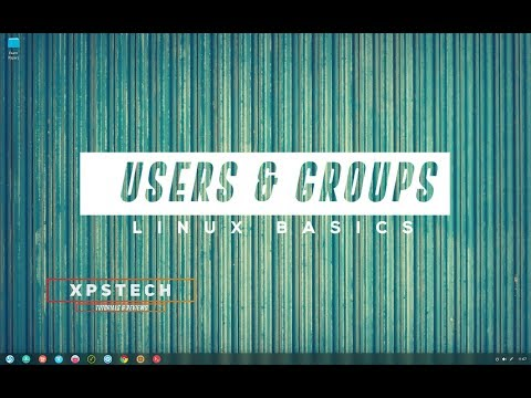 USERS & GROUPS MANAGEMENT IN LINUX [LINUX BASICS]
