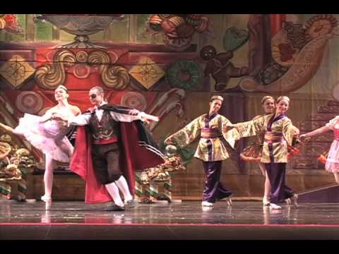 """The Nutcracker"" featuring Dance Theatre of Pennsylvania"