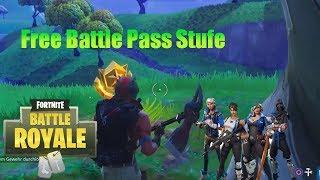 Free Battle Pass Level [Fortnite] [Battle Royale]
