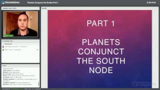 Planets Conjunct the Lunar Nodes - Excerpt