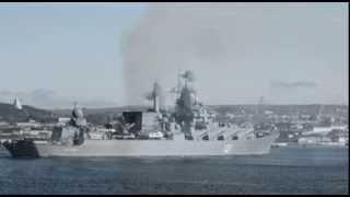 Российские военные корабли уже в Севастополе (видео)!!!
