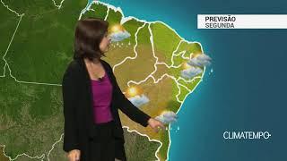 Previsão Nordeste – Mais chuva no litoral e zona da mata