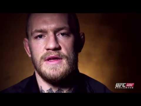 Fight Night Boston: Conor McGregor Pre-fight Interview