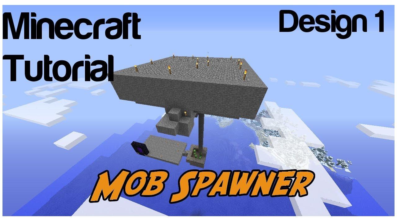 minecraft xp grinder with spawner