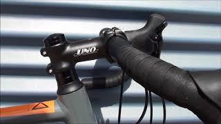 Merlin Malt-G Tiagra Gravel Bike – 2019