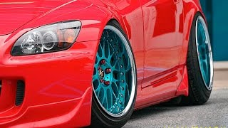 Show understated tuning cars
