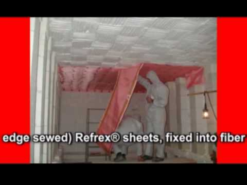Refrex® Expanchor® Lining System - Presented by The Insulcon Group