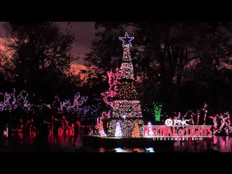 Festival of Lights-Cincinnati Zoo
