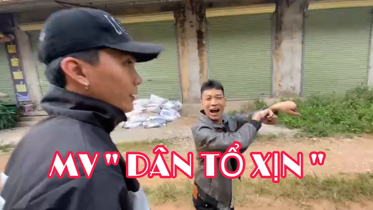 """Hậu Trường Đi Quay MV """" Dân Tổ Xịn """" Cùng Các Idol"""
