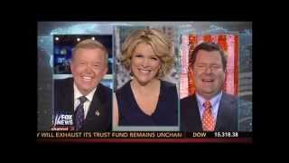 Megyn Kelly Attacks Erick Erickson, Lou Dobbs on Women