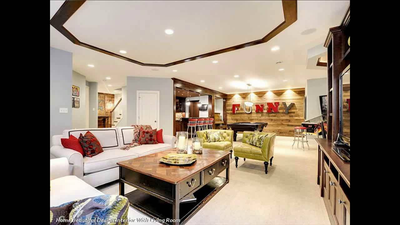 House beautiful design inside youtube for House plans with inside photos