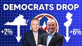The 2021 Governor Races Are Falling Apart for Democrats