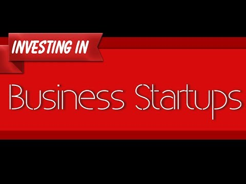 small business startup investing tips