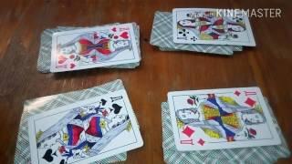Фокус с картами (ловец дам) 36 карт