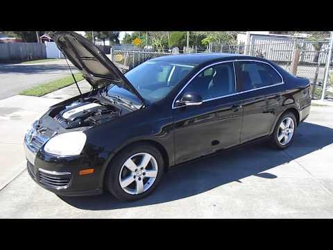 SOLD 2008 Volkswagen Jetta SE One Owner Meticulous Motors Inc Florida For Sale