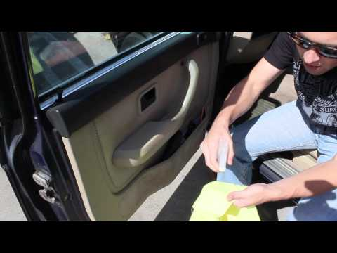 How To Clean Interior Plastic - NONSENSE Colorfree Super Cleaner - Chemical Guys Car Care