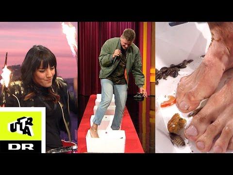 Hit med forhindringer (L.I.G.A) | Sofie Linde Show | Ultra
