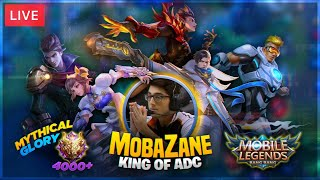 🔴 100 Winstreak Incoming? | New Season 18 | Mobile Legends | BTK MobaZane