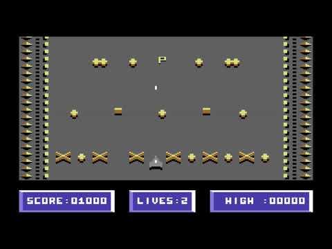 C64 Game: Z-Zone
