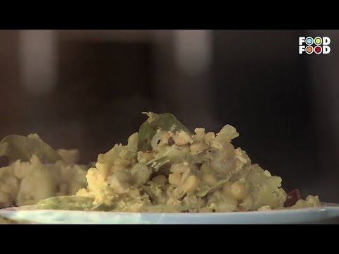 Cabbage Chana Dal With Shrmps   Sizzling Dals   Chef Sanjeev Kapoor   FoodFood