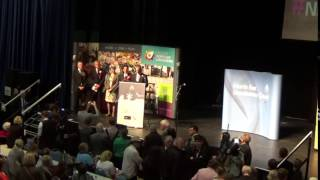 Cleethorpes General Election Declaration