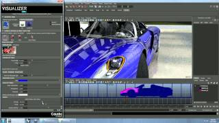 porsche demo caustic visualizer plugin for autodesk maya and caustic r2500 pc board