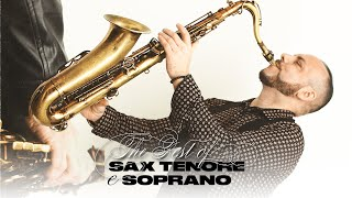 Top 10 saxophone - RDM SAX (remix) - Rocco Di Maiolo - Live Studio