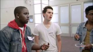 Luke Minx - Live on American Idol