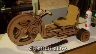 Cncroi.com: Cnc Laser Cutting Wooden Big Wheels