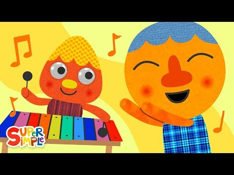 My Happy Song   featuring Noodle \u0026 Pals   Super Simple Songs