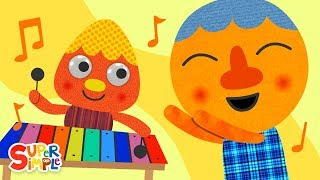 My Happy Song | featuring Noodle & Pals | Super Simple Songs