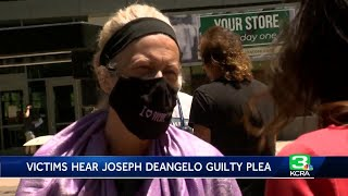 Dozens of survivors, loved ones come to Sacramento for Joseph DeAngelo plea hearing