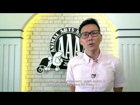 Reelmedia Singapore - Epson showcase with Animal Arts Academy | Video Production