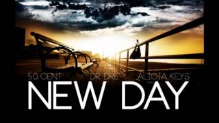 50 Cent - New Day ft Dr Dre & Alicia Keys (Official Instrumental)
