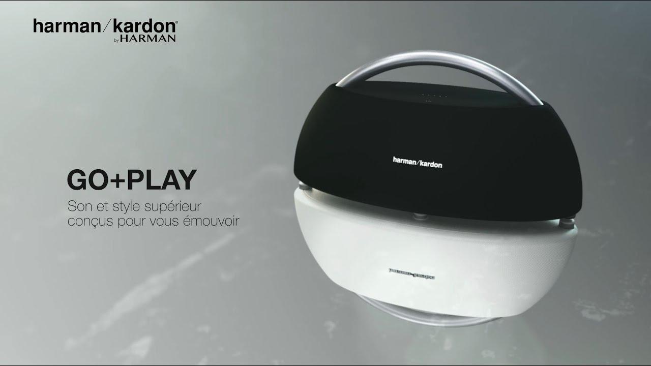 go play harman kardon enceinte bluetooth portable avec. Black Bedroom Furniture Sets. Home Design Ideas
