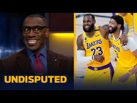 Skip & Shannon on whether LeBron & AD can create a dynasty with Lakers   NBA   UNDISPUTED