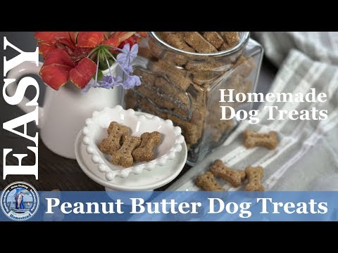 homemade-dog-treats-recipe-(easy)-peanut-butter-dog-treats