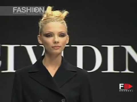 CIVIDINI Fall Winter 1997 1998 Milan - Fashion Channel