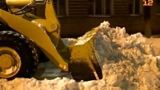 Последствия мощного снегопада в Марий Эл
