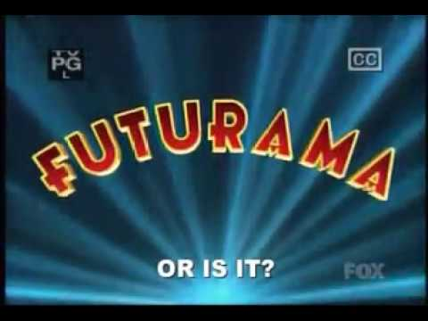 Futurama Opening On Fox