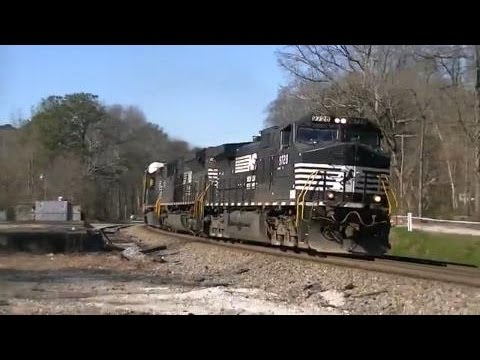 Norfolk Southern 290 EB Pace @ Austell + Shot in Mableton,Ga
