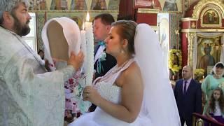 Венчание в Церкви Святой Марии Магдалины (г.Одесса)