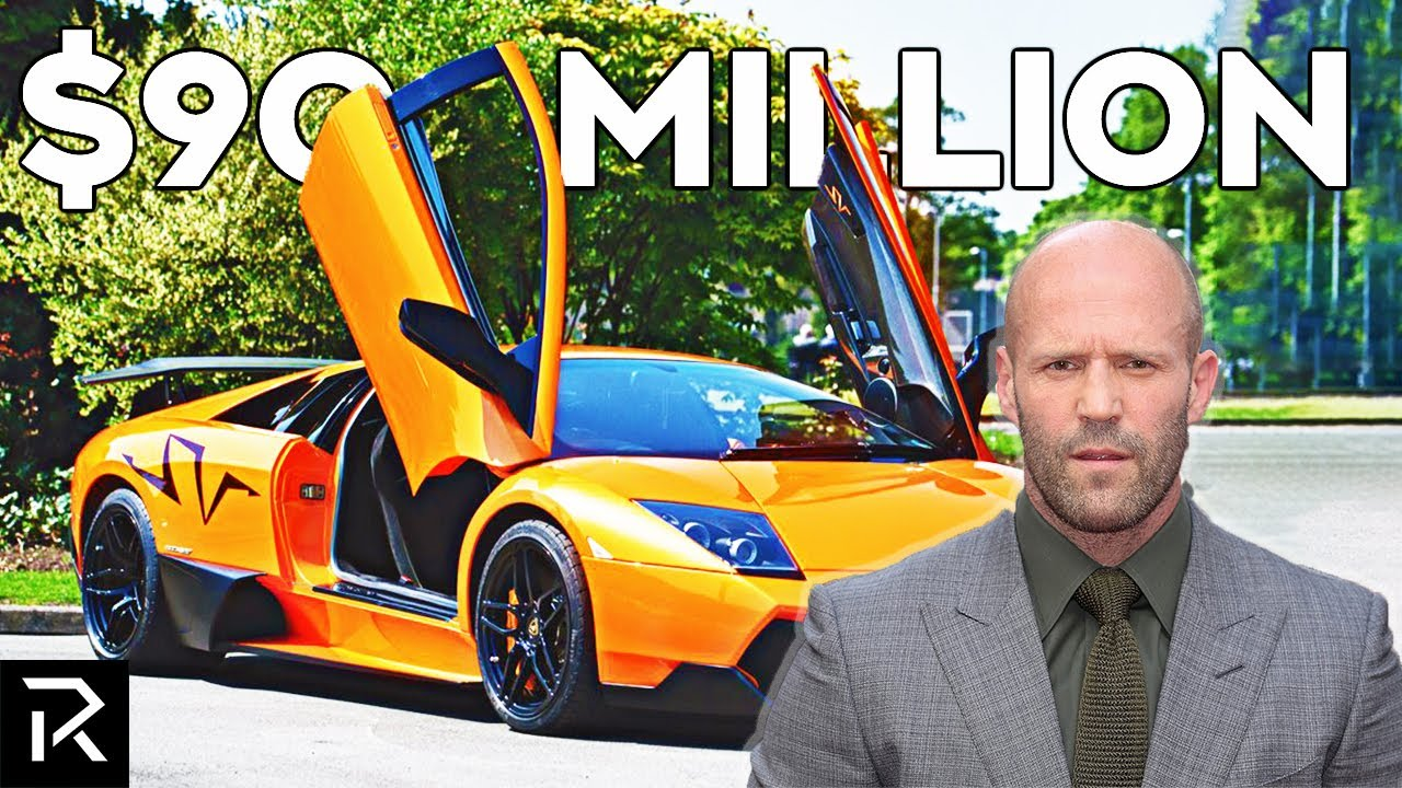 Download How Jason Statham Spends His Millions